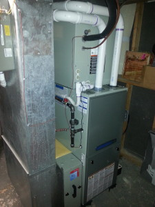 New Furnace and Air Conditioner Install: Bordentown NJ