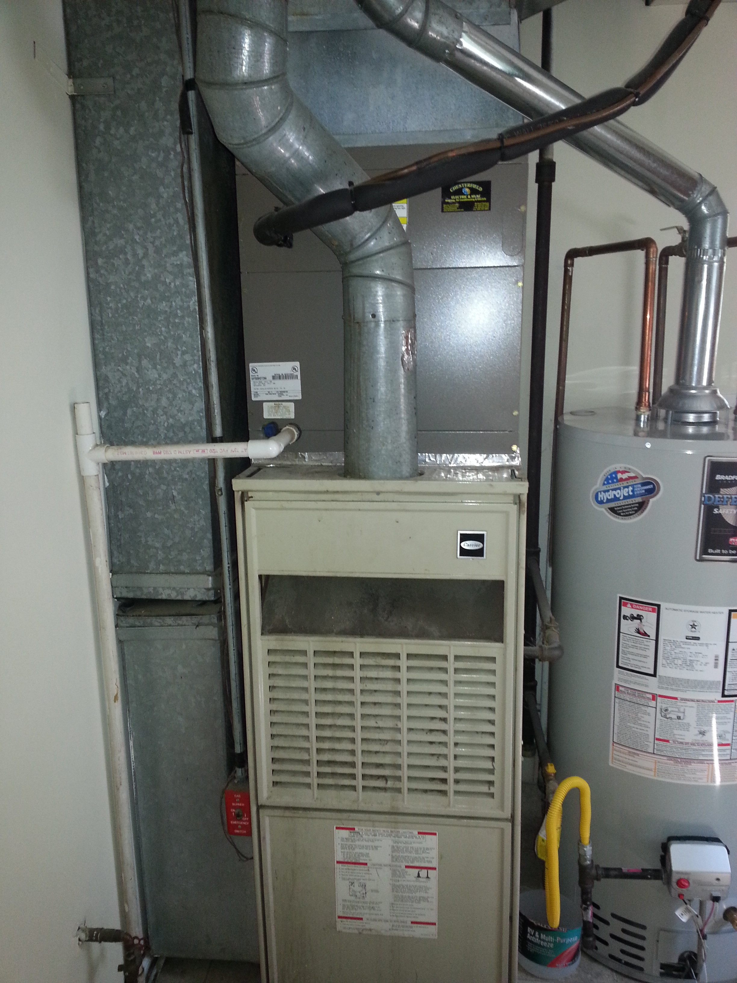 Furnace Replacement Chesterfield Electric And Hvac