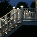 LED Lighting installed on deck - Wrightstown NJ
